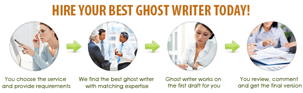 Terrace writer, Michael provides professional ghostwriting services ...