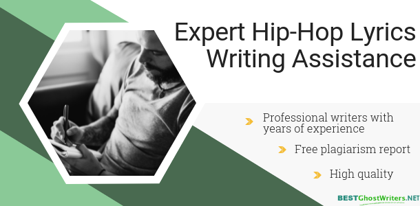 hip hop ghost writers for hire