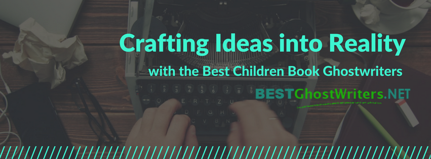 best children book ghostwriters