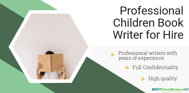 hire a children book writer