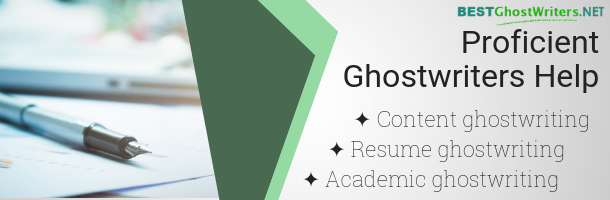 best rated ghost writer in la assistance