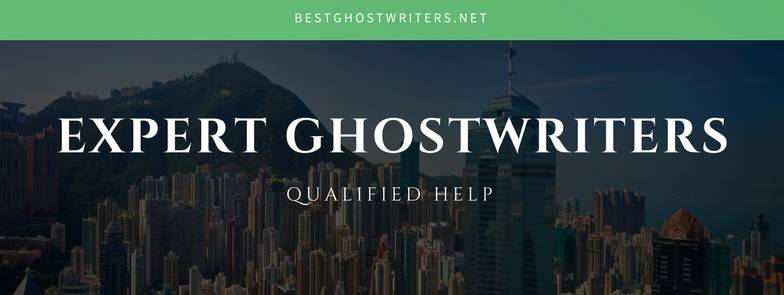 "Accolades for our ""ghost writers"""