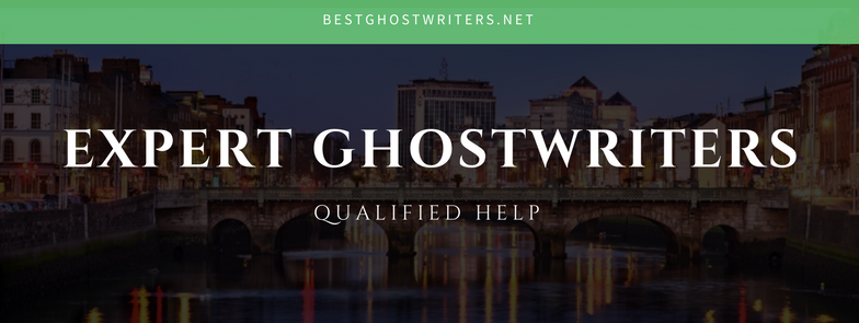 Ireland ghost book writers