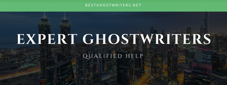 best ghost writers for hire UAE