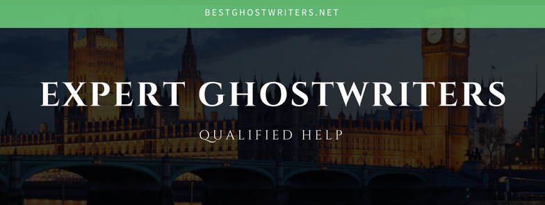 ghost writers for books uk