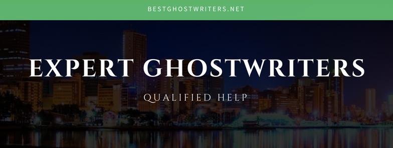 Ghost writers south africa finden sie richtige antwort