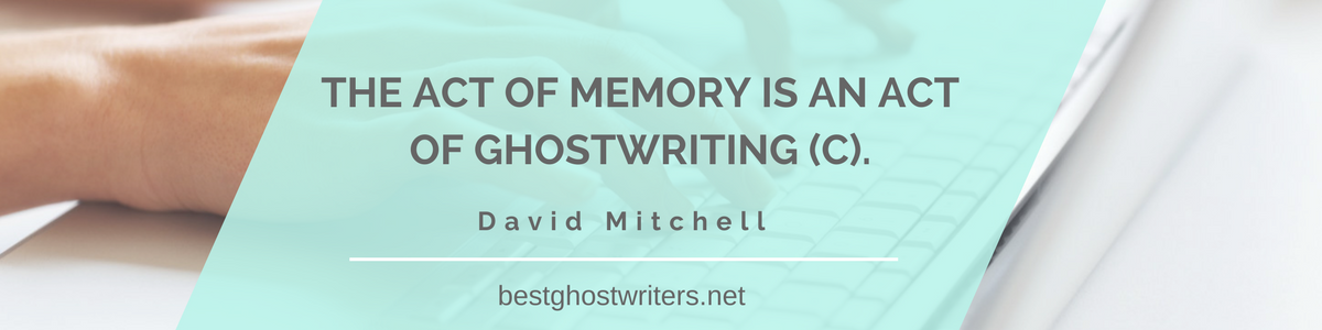 ghostwriting quote