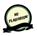 Guaranteed no plagiarism