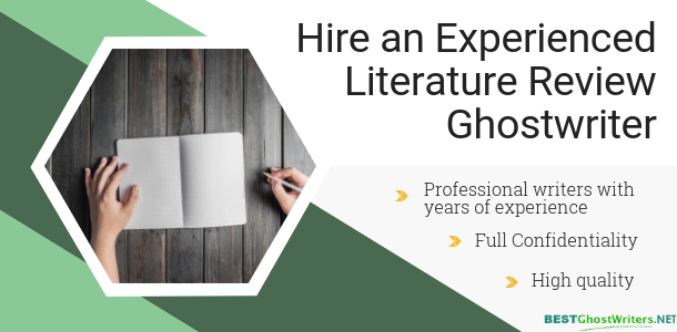 hire a literature review ghost writer