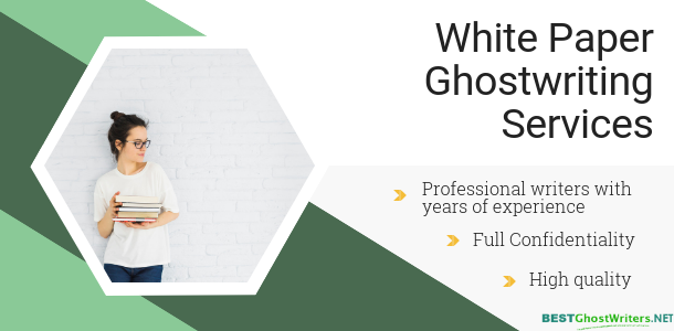 hire a white paper ghostwriter