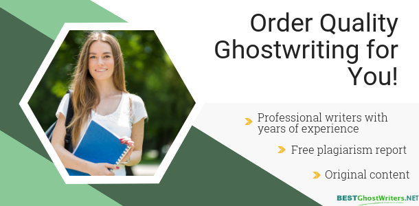 professional ghost writer los angeles