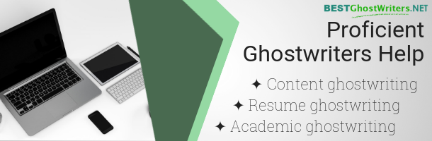 professional ghostwriters florida