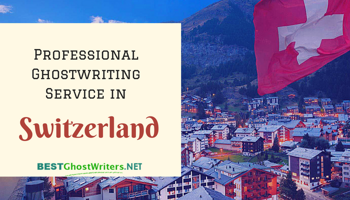 switzerland ghostwriter
