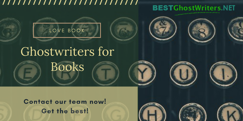 best ghostwriters for books
