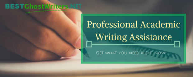 professional academic writing assistance