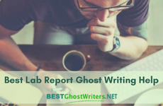 lab report ghost writing help