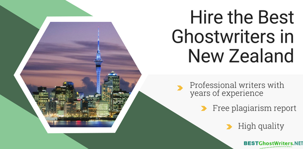 best ghostwriting services in New Zealand