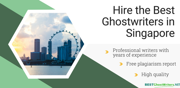 hire ghost writers in singapore