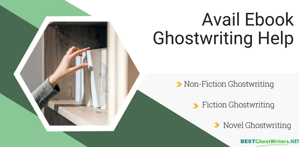 professional ebook ghostwriting