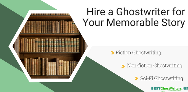 professional fiction ghostwriting