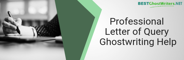 best query letter ghostwriters