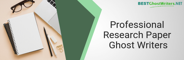 ghost writing research paper