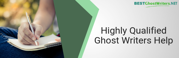 ghostwriting service online