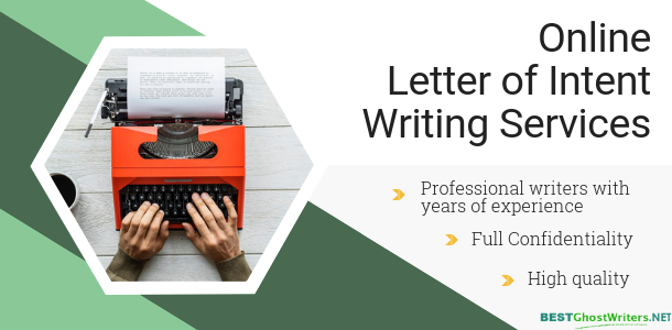 how to write a good letter of intent help