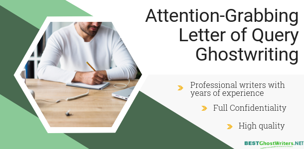 letter of query ghostwriting help