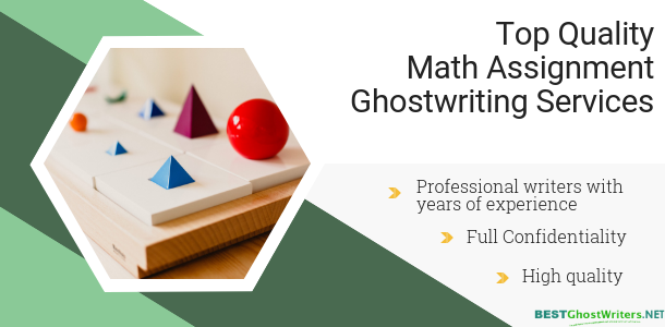 math ghostwriter for hire