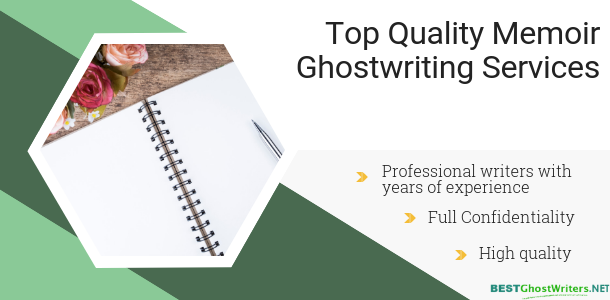 memoir ghostwriter help
