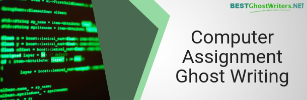 order computer assignment ghostwriters