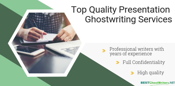 presentation ghostwriting service