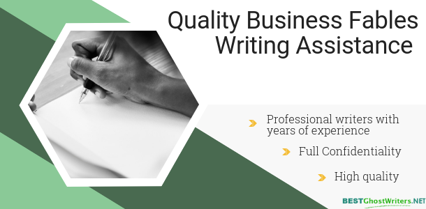 professional business fable writing