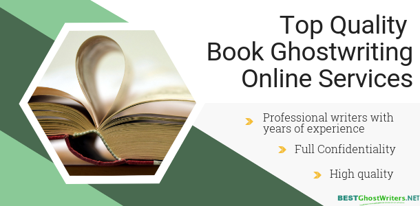 professional ghostwriters for books