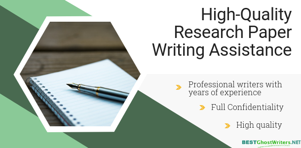 professional research paper writing assistance
