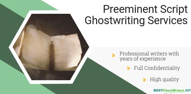 script ghostwriting