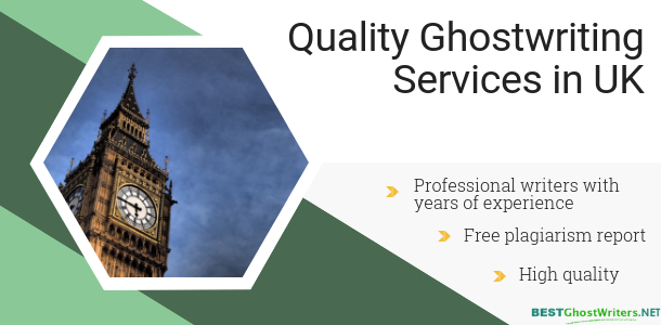 best ghostwriting services uk