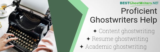 hire a professional ghostwriter in belgium