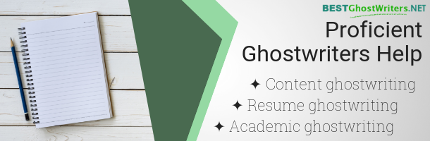 best ghost writers for hire uae help