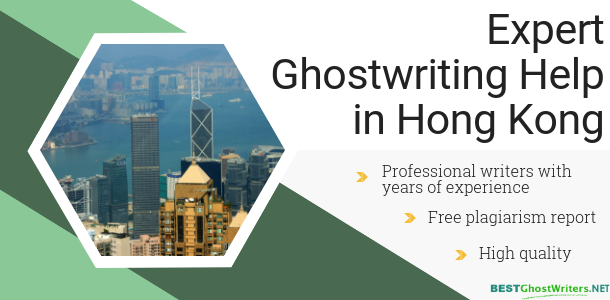 best ghost writers in hong kong help