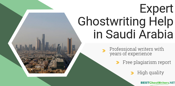best ghostwriting services in saudi arabia assistance