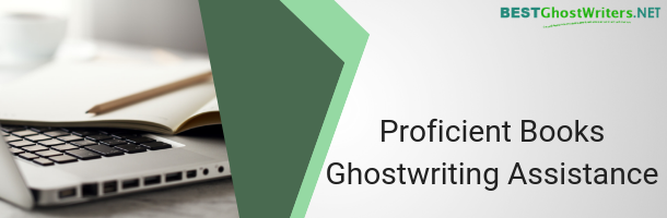 books ghostwriting services