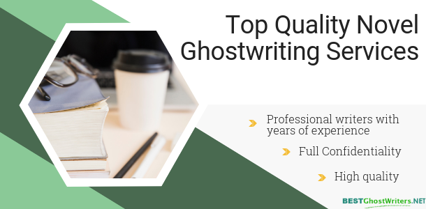 novel ghostwriting writing service