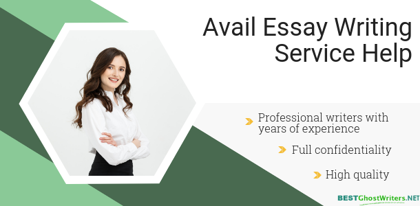 essay ghost writing service