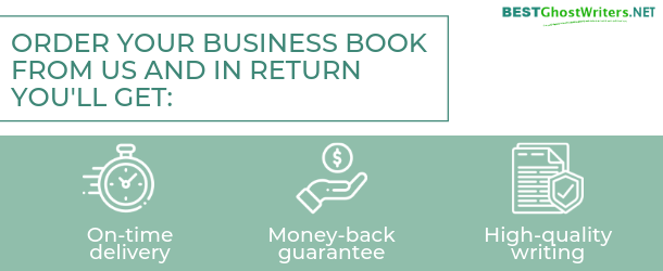 hire business book ghostwriter